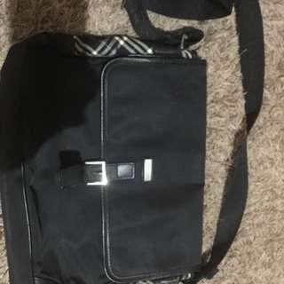 Burberry messenger bag