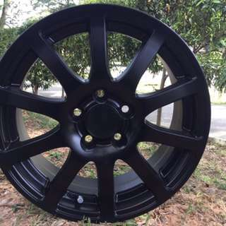 15in 5-100 For Toyota Rims On Sale
