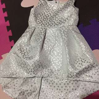 Robby Rabbit Silver Classic Dress
