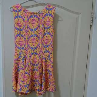🚚 巴里島風格上衣小洋裝