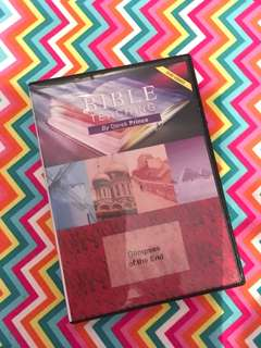 Charity Sale! Glimpses of the End by Derek Prince DVD