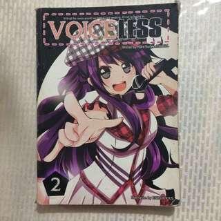 Voiceless Book 2