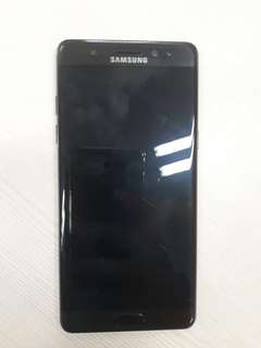 Samsung note fan edition - 1bulan