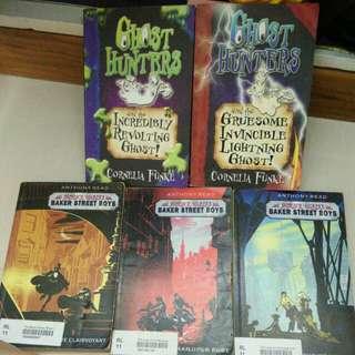 Sherlock Holmes Ghost Hunters