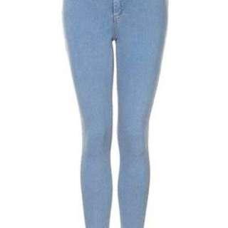 TOPSHOP - Joni Jeans