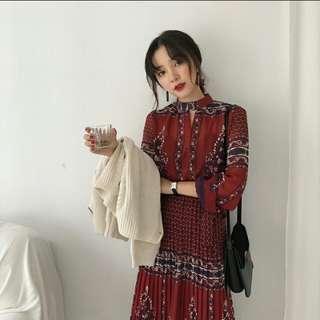 (OOS) Bohemian Dress