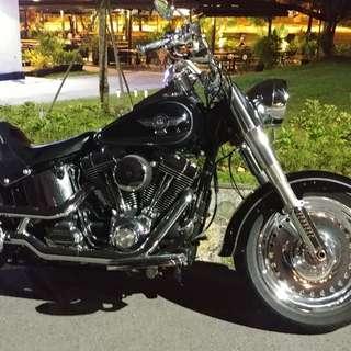 Harley Davidson Softail Fatboy 2011