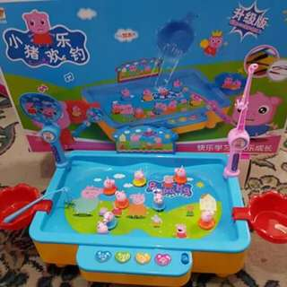Peppa Pig Fishing