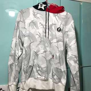 Aape hoodie