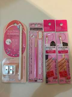 Brand new nail Art tools - Gel nail brush