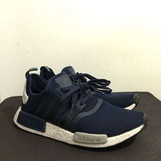 Adidas nmd collegiate navy 100% ori