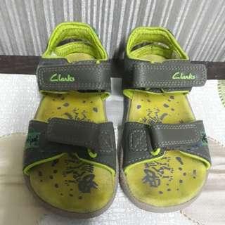 Kid Clarks sandal
