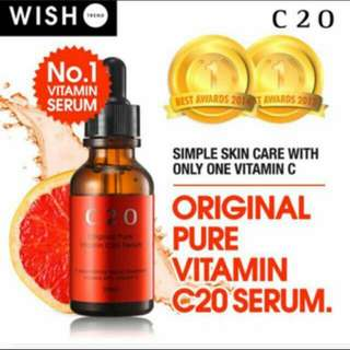 C20 Vitamin C Serum OST