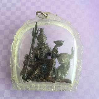 Thai Amulet Siva Lp karlong