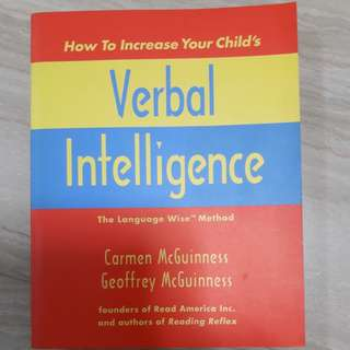 How to increase verbal intelligence