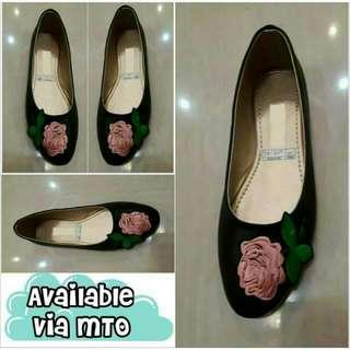 Semi Formal Flat Shoes