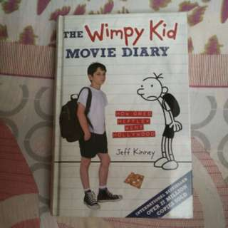 Diary of Wimpy kid movie diary