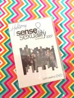Charity Sale! Sense and Sexuality Seminar 2007 DVD by Hillsong
