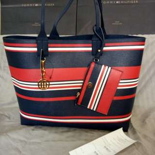 Tommy Reversible Totebag