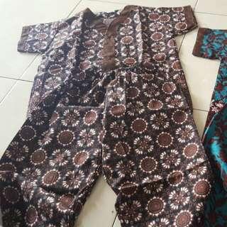 piyama batik