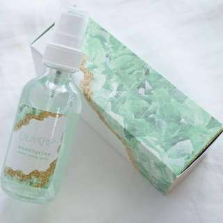 Colourpop Aventurine Crystal Setting Spray