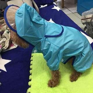 🚚 寵物雨衣