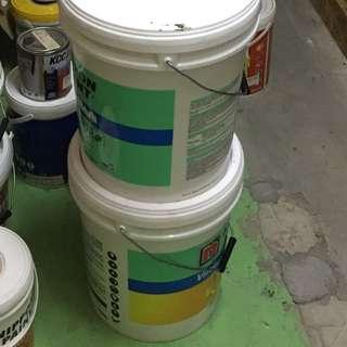 Nippon Easyclean Interior paint.