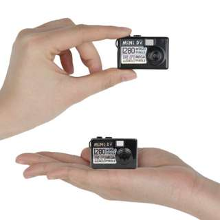 Small and cute camera