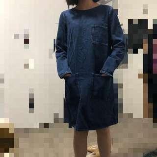 COS Denim Dress