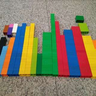 Lego bricks (duplo) price varies