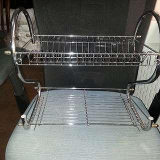 不銹鋼碗碟架