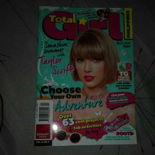 Total girl taylor swift