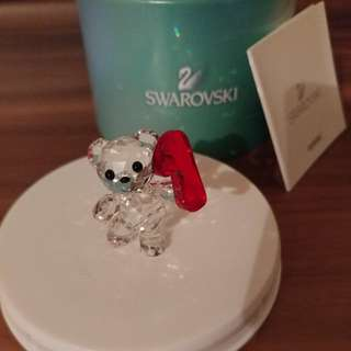 Swarovski Crystal Kris Bear Number 1