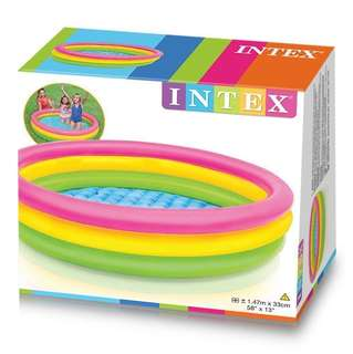INTEX Kiddy Pool/Ball Pit ⚠️1.47M x 33CM⚠️