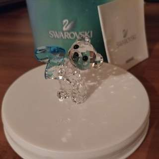Swarovski Crystal Kris Bear Number 7