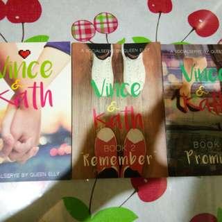 Vince & Kath Books