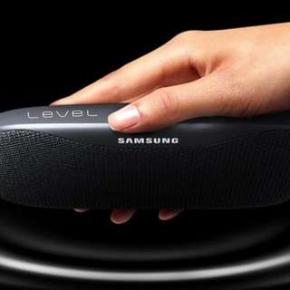 BRAND NEW Samsung Level Box Slim (BLACK) Bluetooth Speaker