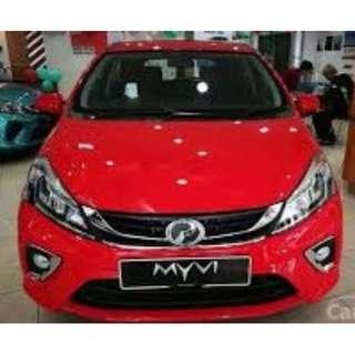 Produa MYVI 1.5 H (A)