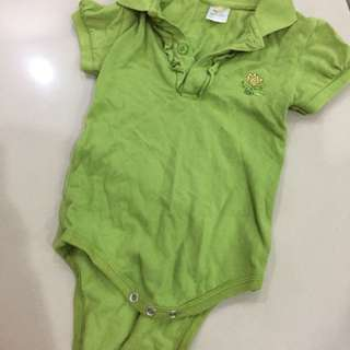 Banana preloved Romper