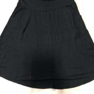 Maternity skirt