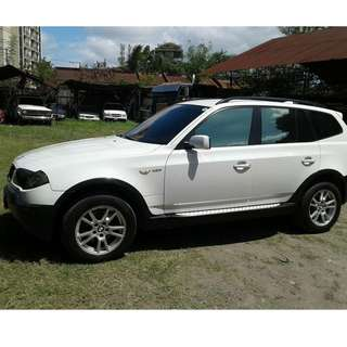 FOR RUSH SALE!   BMW X3 2004 model