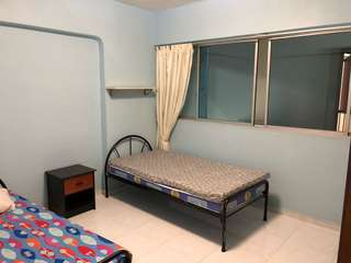 Room rental single tenant