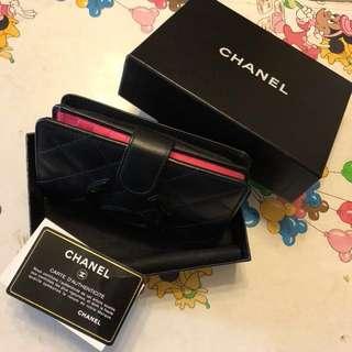 Chanel銀包👛