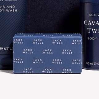 Jack Wills Cavalry Twill Soap