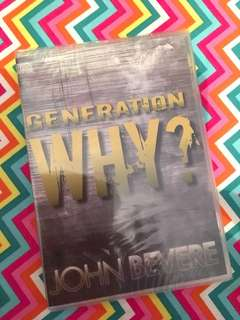 Charity Sale! Generation Why? by John Bevere Digital Audio CD