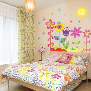 90X80cm wall sticker decal(in stock)