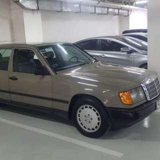 For Rush Sale!   Mercedes Benz 260E 1989 model