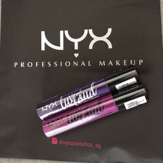 Brand new NYX LUV OUT LOUD