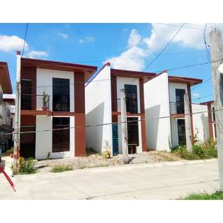 Single Attached House & Lot For Sale, Rent To Own  Royale Homes Silang Cavite