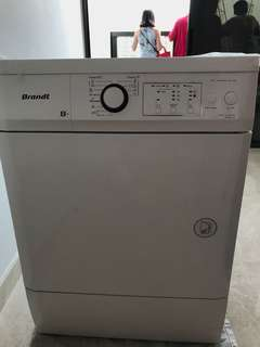 Brandt Dryer EFE8310K